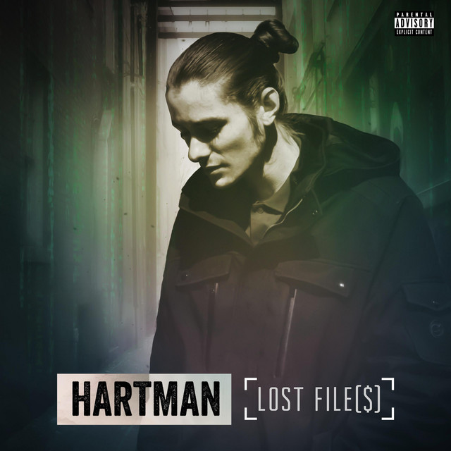 Hartman Lost Files Album Cover